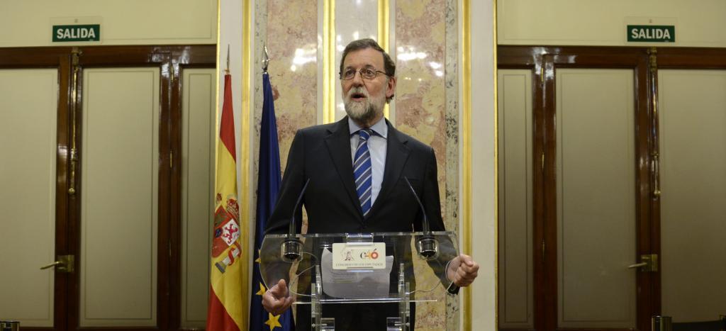 Mariano Rajoy ha asegurado en una entrevista en la cadena