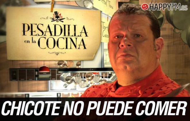 'Pesadilla en la cocina': Chicote se niega a probar la comida del último restaurante visitado