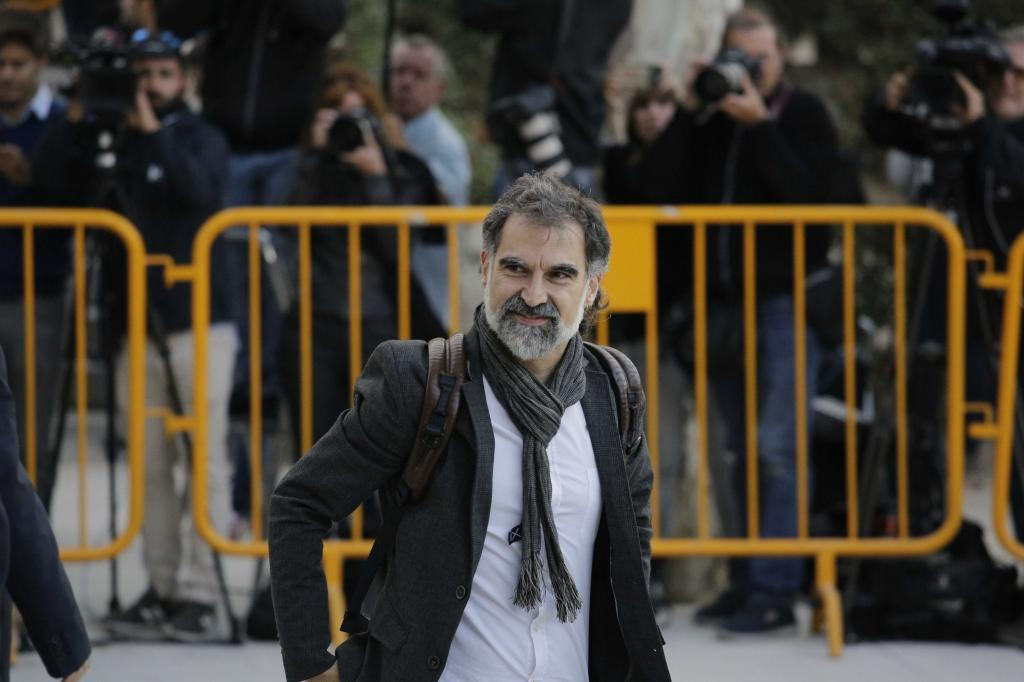 El presidente de Òmnium Cultural, Jordi Cuixart, ha anunciado hoy