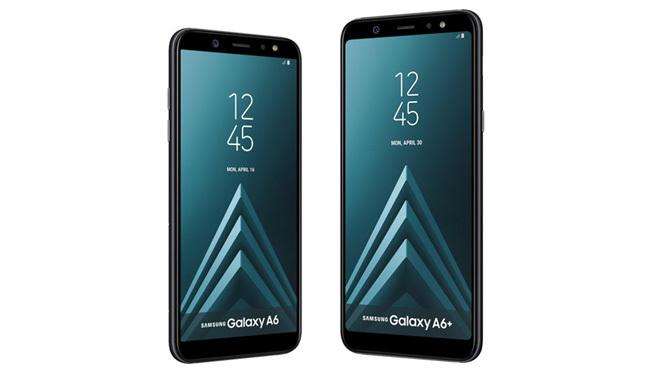 Galaxy A6 y Galaxy A6+: Samsung no se achanta ante el empuje chino