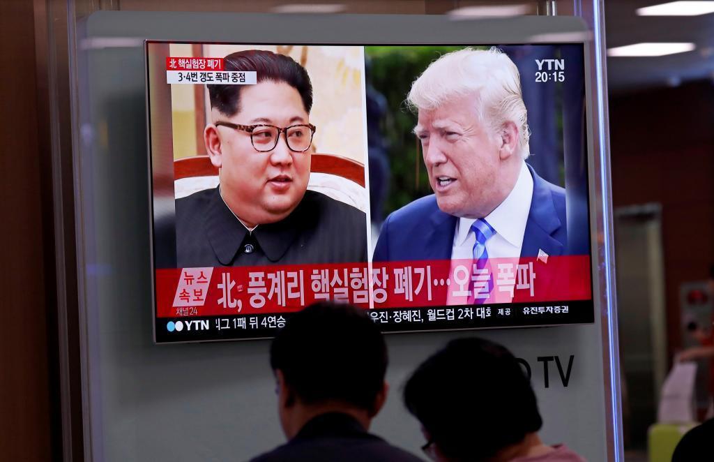 Donald Trump ha anunciado en una carta dirigida a Kim