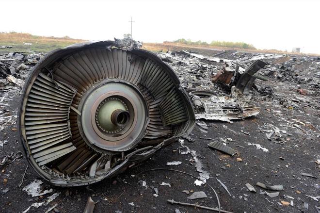 Desde Rusia se ha sugerido que fue un caza ucraniano;