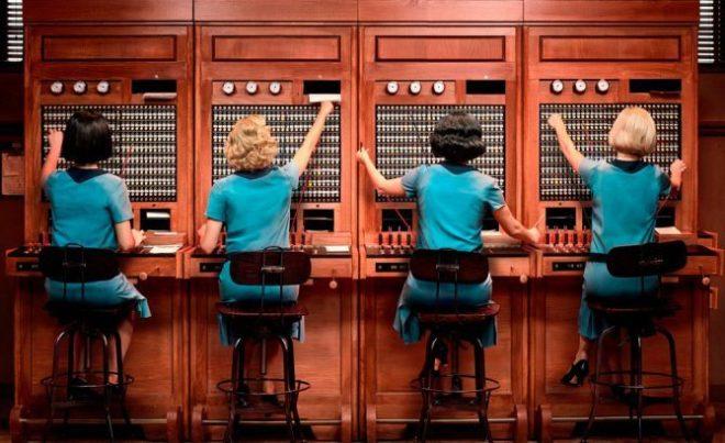 Imagen de 'Las chicas del cable', serie de Netflix producida en...
