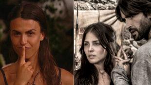 Sofía Suescun, concursante de 'Supervivientes', y Andrea Duro y Aitor...