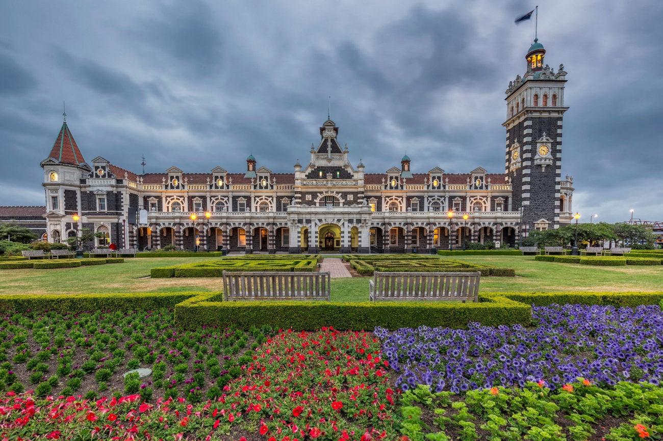 Se dice que es el edificio más fotografiado de este país oceánico....