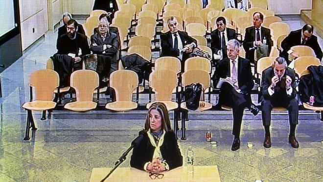 La Audiencia Nacional condena a Bárcenas a 33 años por