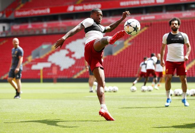 El centrocampista del Liverpool asegura que su compañero aún no