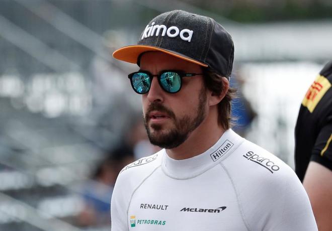 El piloto de McLaren asegura que