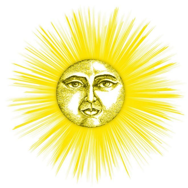 Alimentos buenos para tomar el sol