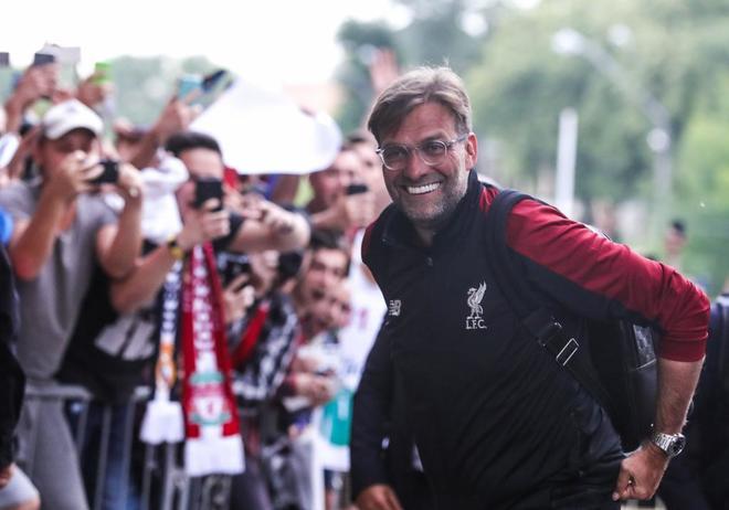 Ha devuelto a la élite al Liverpool con carisma y