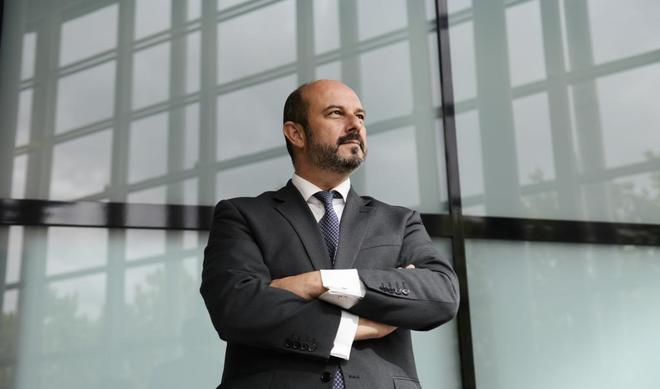 Pedro Rollán, vicepresidente, consejero de Presidencia y portavoz de la Comunidad.