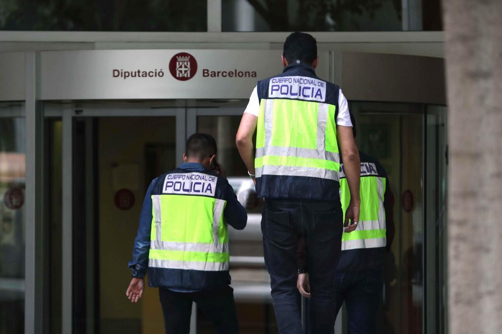 29 detenidos en una macrooperación policial en Cataluña por una