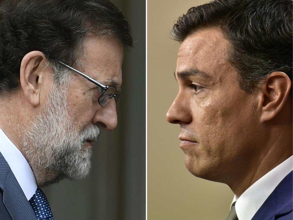 La tramitación de la moción de censura impide a Rajoy convocar elecciones