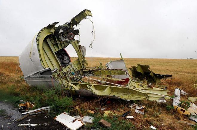 El derribo del vuelo MH17: los misiles que crecieron de