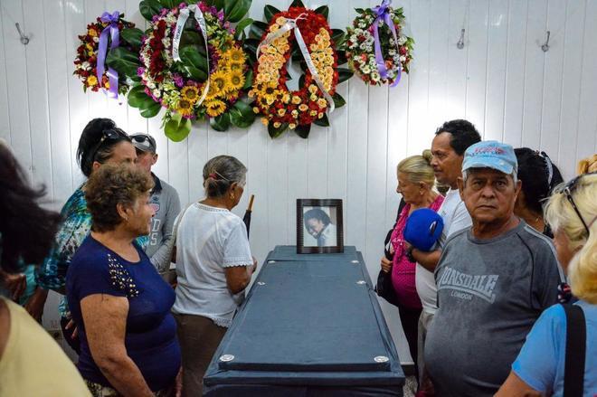Muere otra de las supervivientes del accidente de avión en Cuba