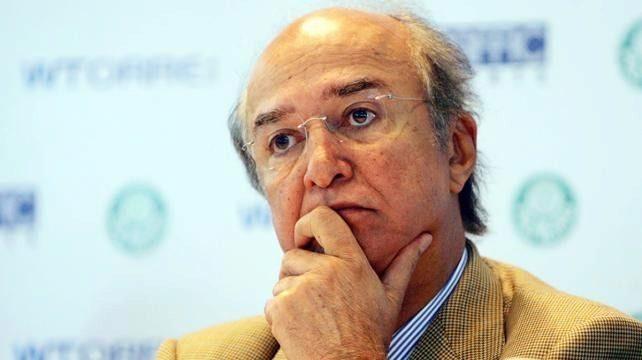 El abogado, periodista y empresario brasileño José Hawilla, delator del