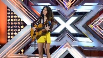 Imagen del programa 'Factor X', uno de los 'talent' que emite...