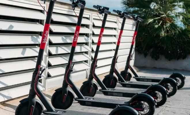 9c95ec462237 El 'Uber' de los patinetes eléctricos se fija ya en Madrid y ...