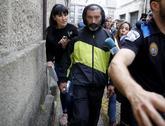 Francisco González, el dueño de la pirotécnica, tras comparecer el...