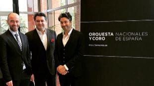 """La Orquesta y Coro Nacionales de España llevan al público al """"paroxismo"""" en la temporada 18/19"""
