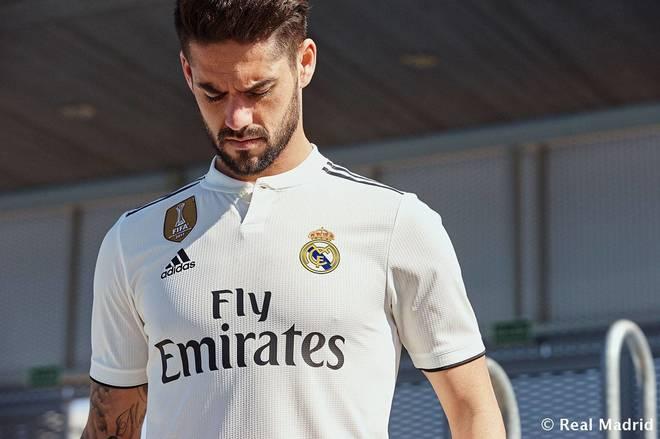 ee149e95c2999 Así son las nuevas camisetas del Real Madrid para la próxima ...