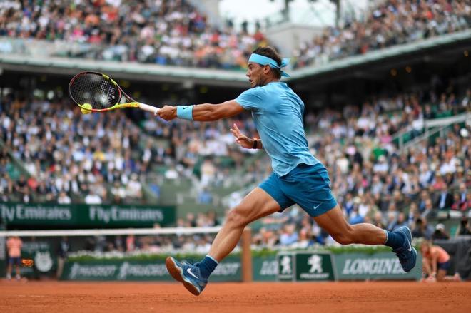 Roland Garros: Rafa Nadal termina con un admirable Bolelli en su ...