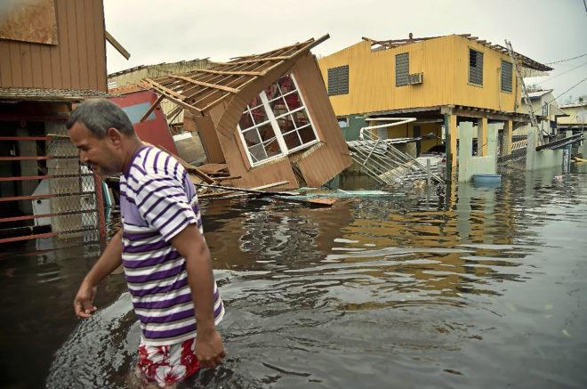 El hurac n 39 mar a 39 pudo causar en puerto rico 70 veces m s for Papel pintado de los 70