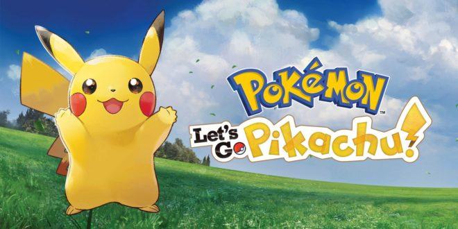 El primer 'Pokémon' para Switch se parecerá mucho a 'Pokémon Go'