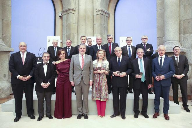ARS Magazine entrega los premios Arte y Empresa 2018 en su décimo aniversario