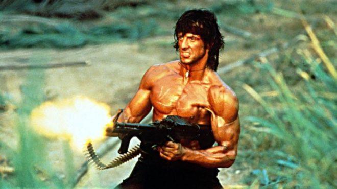 Sí, existe una Iglesia de adoradores de Rambo.