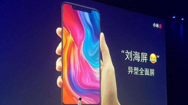 Xiaomi Mi 8: un iPhone X por un tercio de su precio