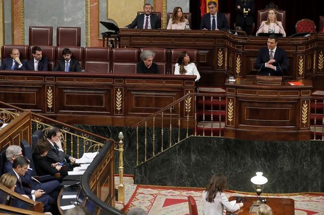 El secretario general del PSOE, Pedro Sánchez, ha comenzado su...
