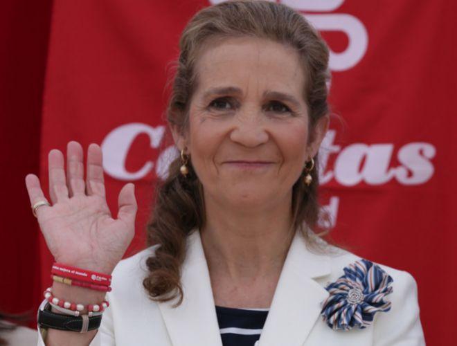 Doña Elena de Borbón: la Infanta que mejor vende la marca