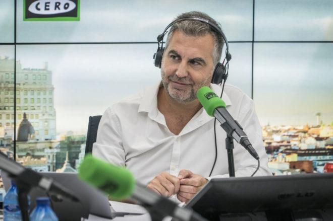 Carlos Alsina conducirá 'Mas de uno' al completo desde la próxima...
