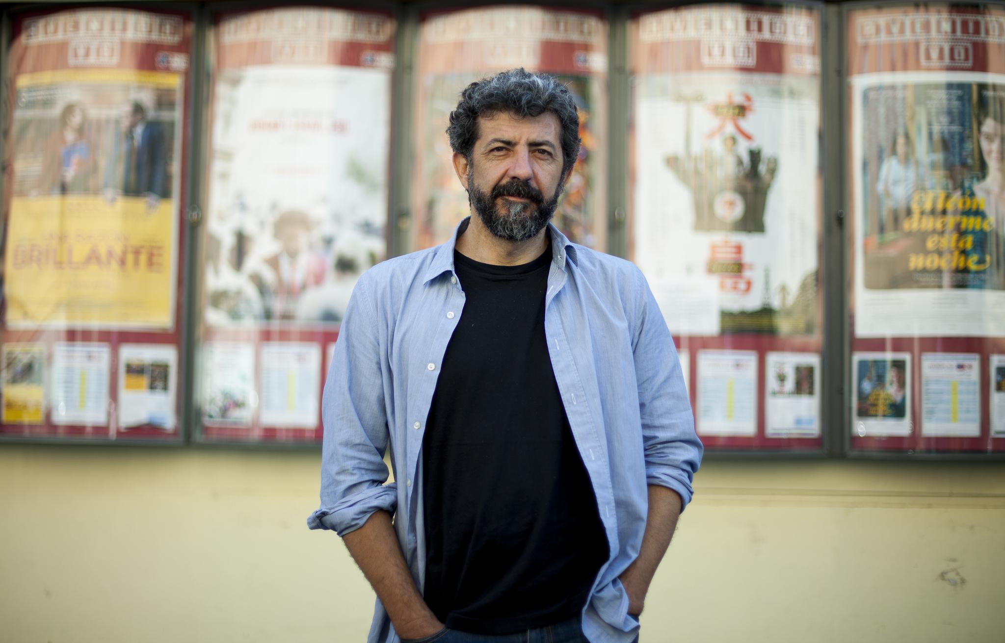 """Alberto Rodríguez: """"Quieren que los artistas estemos calladitos en un rincón"""""""