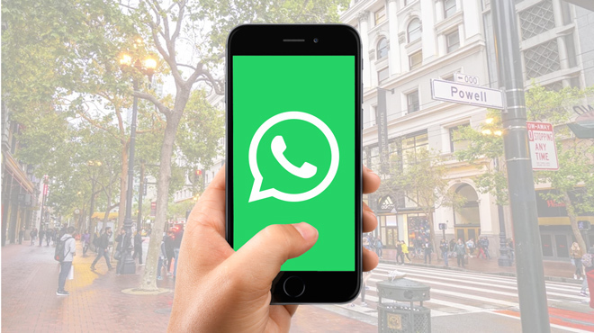 WhatsApp va a cambiar la forma de enviar fotos