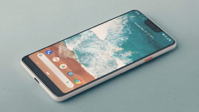 El próximo móvil de Google tendrá 'notch'