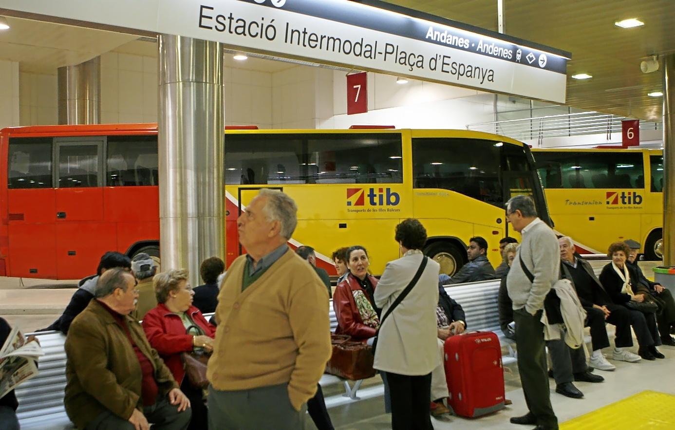 Mallorca renovar su flota de buses primando electricidad - Transportes palma de mallorca ...