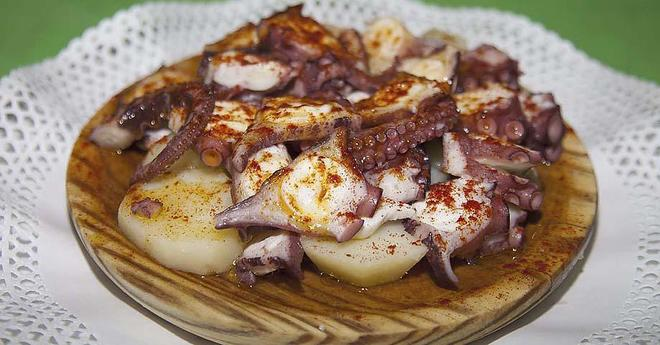 Dónde Comer En Lugo El Mejor Pulpo A Feira España