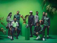 La nueva colección deportiva de Nike para la selección de Nigeria.