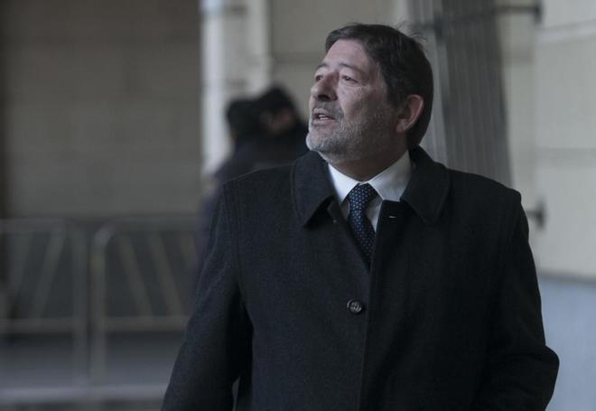 El ex director de Trabajo de la Junta, Javier Guerrero.