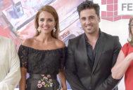 Paula Echevarría y David Bustamante poco antes de anunciarse su separación.