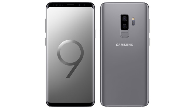 el samsung galaxy s9 plus ahora en 39 titanium gray. Black Bedroom Furniture Sets. Home Design Ideas