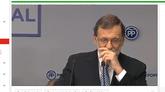 Mariano Rajoy, durante su intervención ante el Comité Ejecutivo...