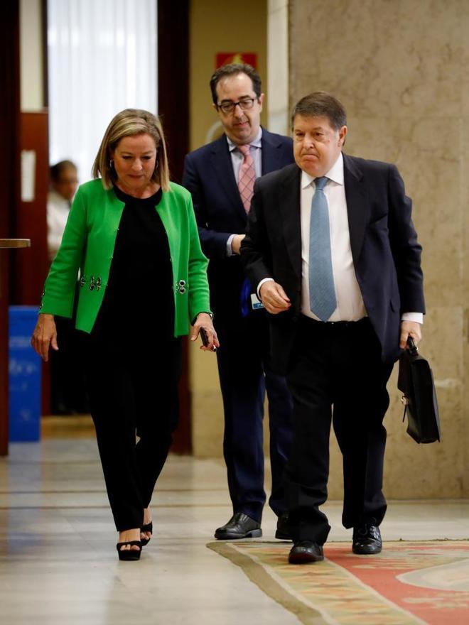 Olivas desvía al Banco de España la responsabilidad por Bankia y señala a La Caixa  por Banco de Valencia