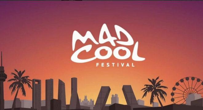 Logotipo del festival Mad Cool