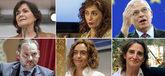 Carmen Calvo, María Jesús Montero, Josep Borrell, José Luis...