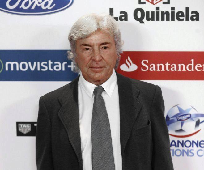 Ángel Nieto, en uno de sus últimos retratos.