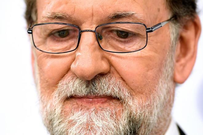 El ex presidente del Gobierno, Mariano Rajoy