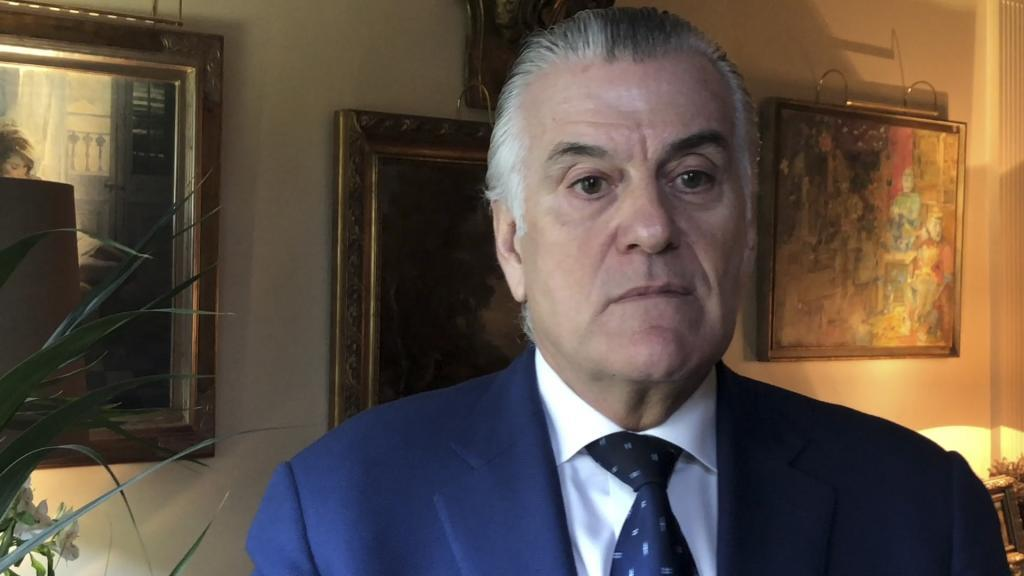 El ex tesorero del PP Luis Bárcenas.